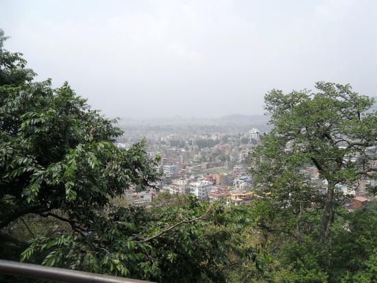 View of Kathmandu Valley Arriving in Kathmandu, Nepal | Part Deux