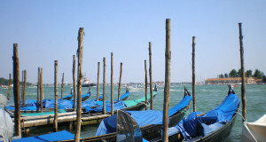 Cruises from Venice - Gondolas in Venice