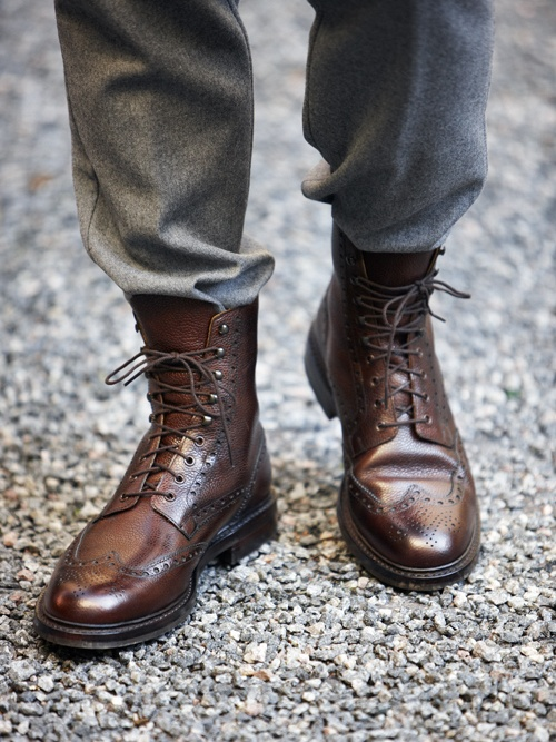 Stylish Mens Boots For Traveling 2013 Shawnvoyage
