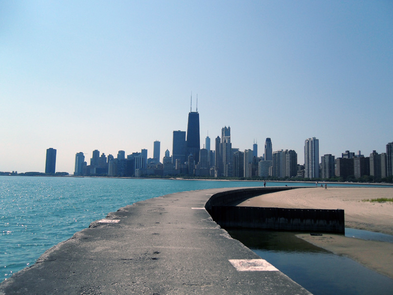 A Chicago Beach Last Minute Travel Ideas | 2013