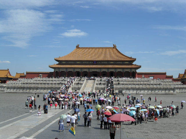 View of the Forbidden City Last Minute Travel Ideas | 2013