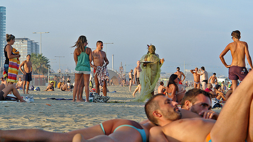 gay beach barcelona The Top GayCities in the World