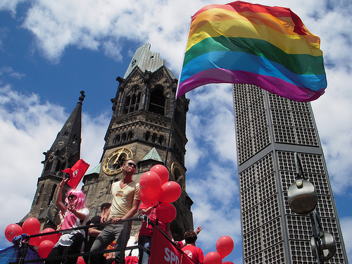 gay berlin parade The Top GayCities in the World