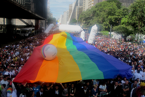 sao paulo gay parade The Top GayCities in the World
