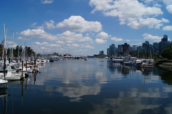 BPO 2013 Vancouver Harbor on a Sunny July Day ShawnVoyages Best Pictures of 2013