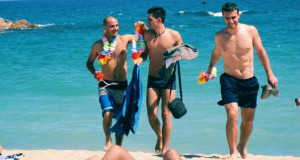 Best Beach in Barcelona - Gays in Mar Bella Beach