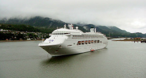 Extra Costs Cruise - Princess in Juneau Alaska