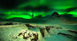 Gay Friendly Countries Part 2 - Aurora Borealis in Iceland