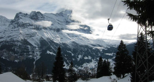 Most Scenic Ski Resorts - Grindelwald Switzerland