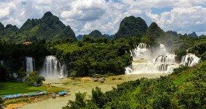 Most Beautiful Borders in the World - Vietnam China border