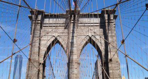 My Weekend in New York City - Brooklyn Bridge