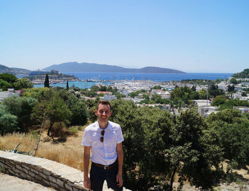 A Day in Bodrum, Turkey