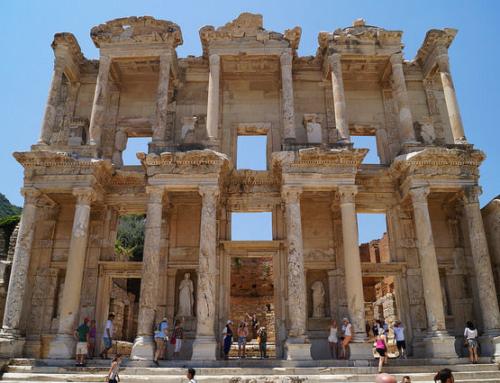 My Day at Ephesus and Kusadasi, Turkey