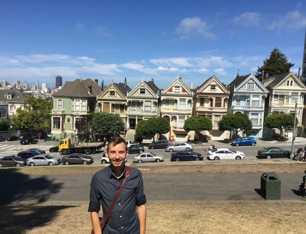 My First Time in San Francisco
