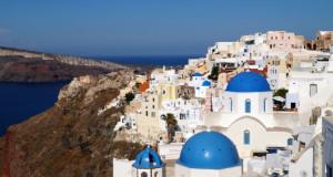 Stunning Santorini Greece - Oia Greece