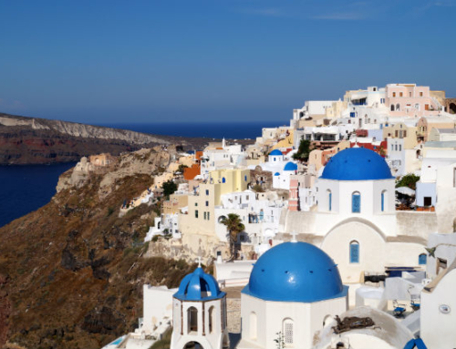Stunning Santorini, Greece