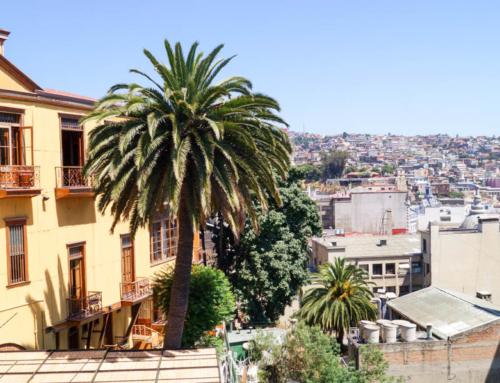 Santiago & Valparaíso, Chile