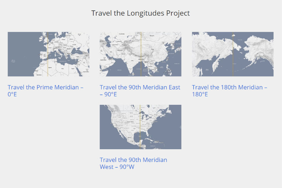 longitude project status update shawnvoyage